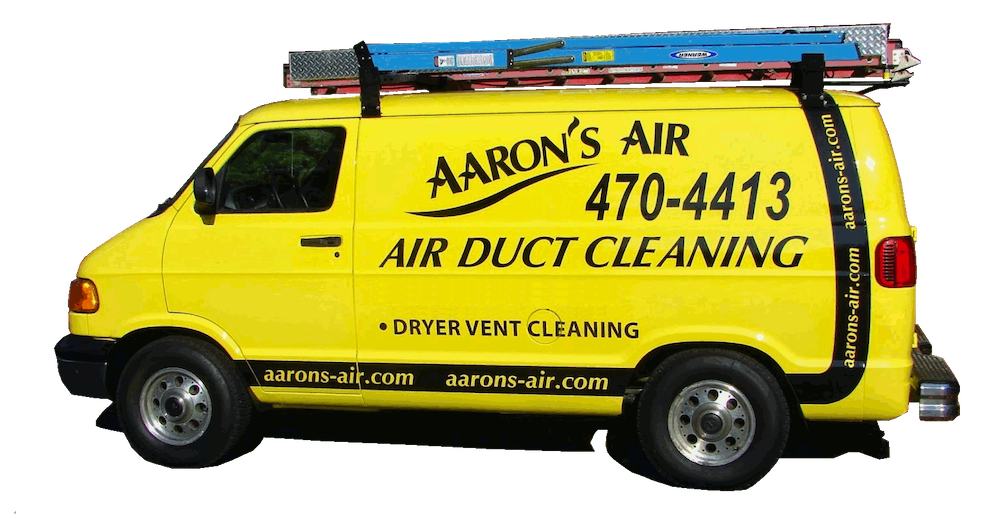 Aaron's Air - Air Duct cleaning - Dryer Vent Cleaning